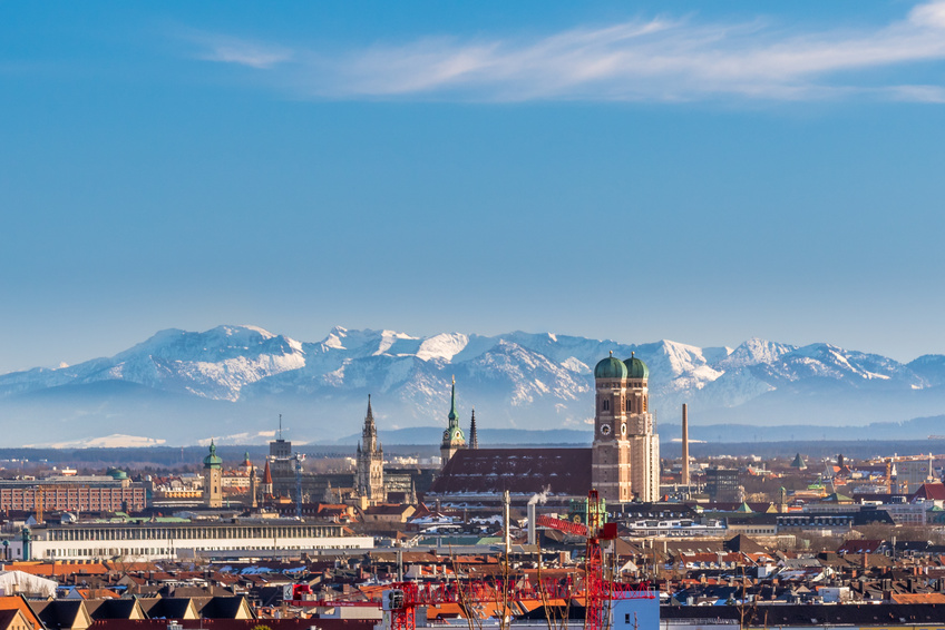 Munich Panorma